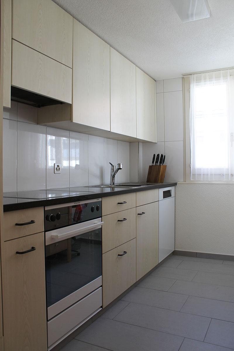 Schön Handwerker Stil Küchenschränke Zeitgenössisch - Küchenschrank ...